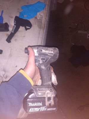 Makita impact gun for Sale in Cheektowaga, NY