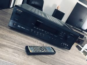 Onkyo receiver for Sale in Queens, NY