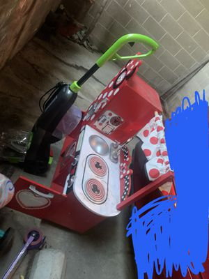 Minnie Mouse kitchen for Sale in San Jose, CA