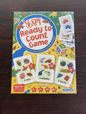 I spy Ready to count Learning Game for Sale in Los Angeles, CA