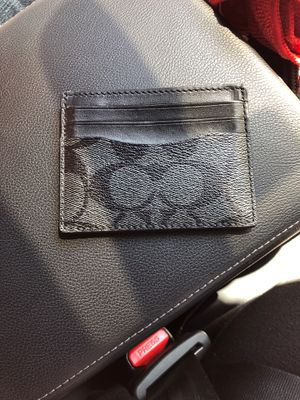Coach wallet for Sale in Compton, CA
