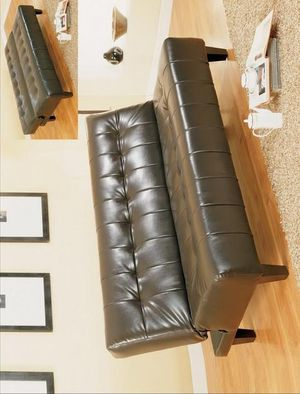 3-6 Days Delivery 👉 Marco Adjustable Futon Sofa by Crown Mark for Sale in Jessup, MD