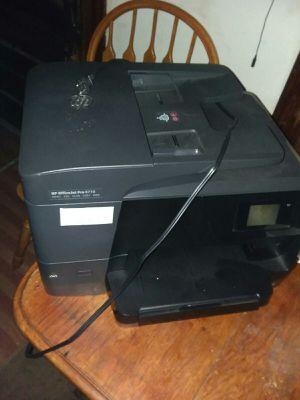 Hp officejet printer 8620 for Sale in US