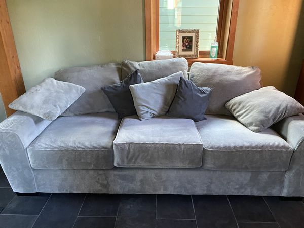 Gray Couch (Please read description)