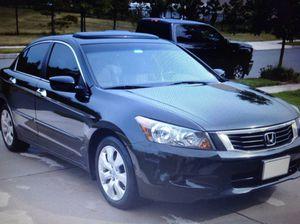 2008 Honda Accord black for Sale in Washington, DC