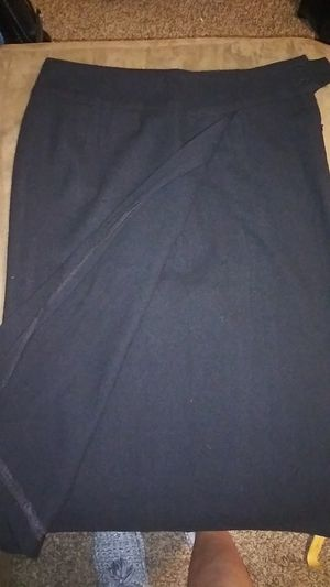 Talbots wool black dress shirt size 16 for Sale in IA, US