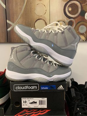 Air Jordan 11 Retro Cool Grey 2010 for Sale in FL, US