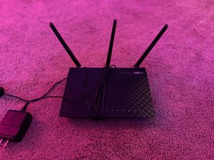 ASUS RT-N66U Router for Sale in Los Angeles, CA