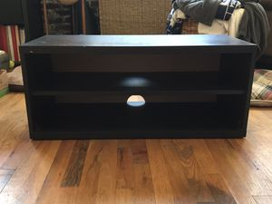 Wooden TV stand lightly worn condition for Sale in San Diego, CA