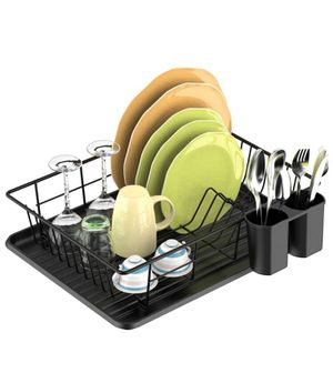 Dish Drying Rack with Drain Board-New for Sale in West Valley City, UT