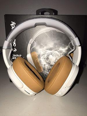 Skullcandy Crusher Wireless Headphones for Sale in Riverside, CA
