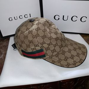 Gg brown monogram hat for Sale in Milpitas, CA