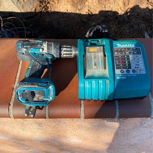 Makita Brushless Drill/Charger for Sale in San Marcos, CA
