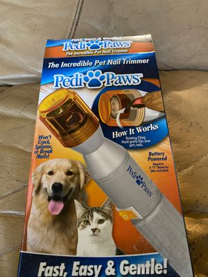 Pet Nail Trimmer for Sale in Brownstown Charter Township, MI