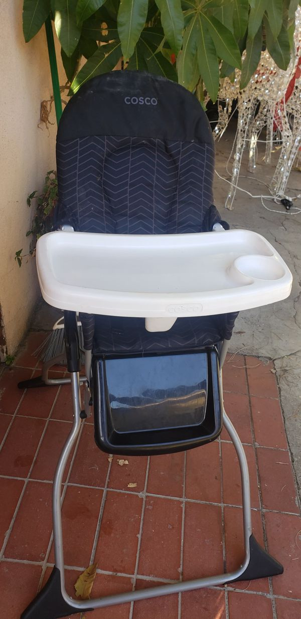 Free Bassinet & high chair used