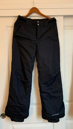 Men's Columbia Snow Pants Size Small for Sale in Elk Grove, CA