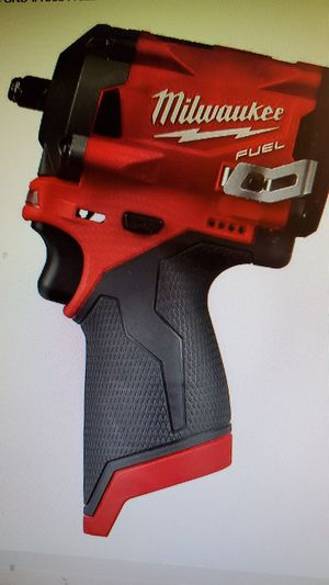 Milwaukee M12 Fuel 3/8 in. Stubby Impact Wrench (Tool-Only) for Sale in Modesto, CA
