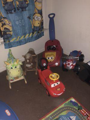 Kid Toys ( READ DESCRIPTION) for Sale in Bartow, FL