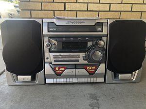 Sanyo Mini Stereo for Sale in Albuquerque, NM