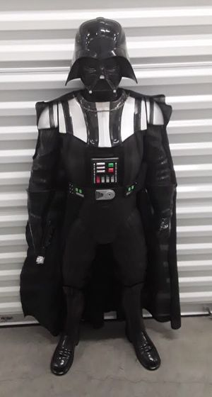 """2015 jakk Pacifics Star Wars 48"""" Darth Vader motion activated light and sounds Battle buddy action figure RARe VHTF for Sale in NO FORT MYERS, FL"""