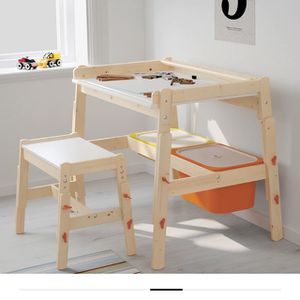 IKEA Flisat Children's Desk adjustable for Sale in Paramount, CA