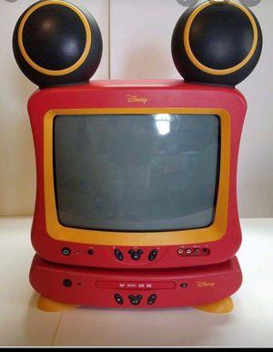 VTG Disney Mickey Mouse Color T.V. Tele VTG Disney Mickey Mouse Color T.V. for Sale in Montgomery Village, MD