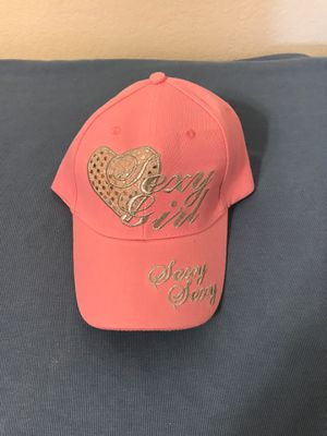 Brand new sexy girl pink baseball cap for Sale in Las Vegas, NV