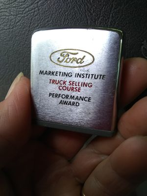 Zippo brand tape measure Ford advertising for Sale in Dallas, TX