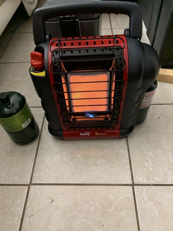 Portable Propane Heater Indoors And Outdoors For Sale In