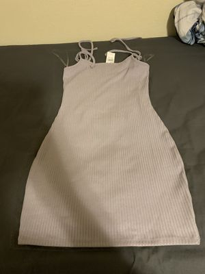 Lavender Ribbed Dress for Sale in Bismarck, ND