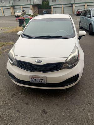 2013 Kia Rio (manual transmission) for Sale in Seattle, WA
