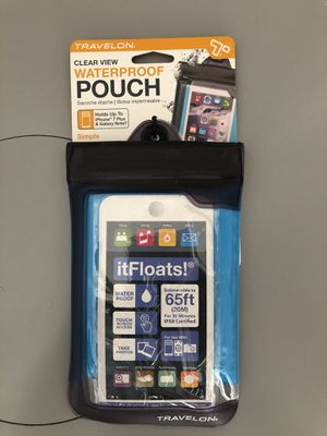 Traveling Waterproof Floating Pouch Brand New for Sale in Charlottesville, VA