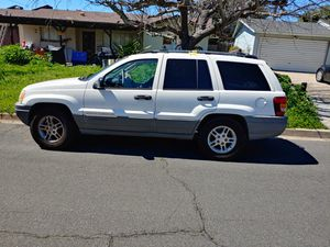 2002 Jeep Grand Cherokee for Sale in Poway, CA