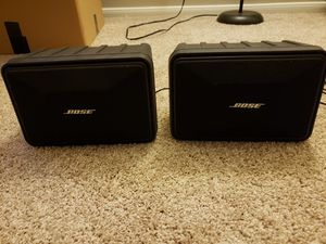 Bose roommate speakers in a mint condition for Sale in Cary, NC
