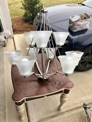 Chandelier / Light Fixture for Sale in Charlotte, NC