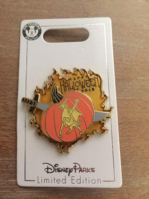 Disney LE Headless Horseman Halloween Pin -NEW for Sale in Sunnyvale, CA