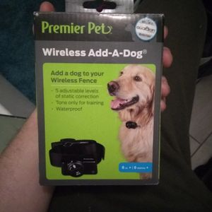 Premier Pets Wireless Add-a-dog for Sale in Croydon, PA