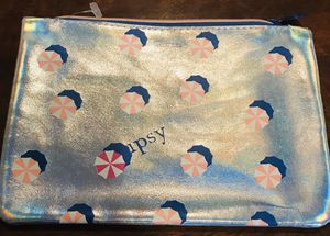 Ipsy beach theme bag, sparkling! for Sale in Silver Spring, MD