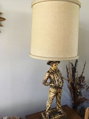 2 Extra large lamps for Sale in Lewis McChord, WA