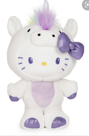 Hello kitty dressed as unicorn for Sale in Los Angeles, CA