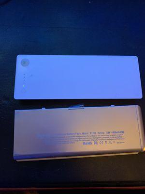 2 apple laptop batteries for Sale in La Habra, CA