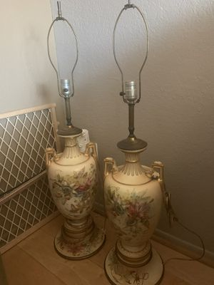 Antique Lamps for Sale in Glendale, AZ