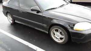 1997 Honda civic HX for Sale in San Francisco, CA