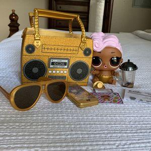 LOL Ooh La La Baby Surpise Lil DJ for Sale in New Smyrna Beach, FL