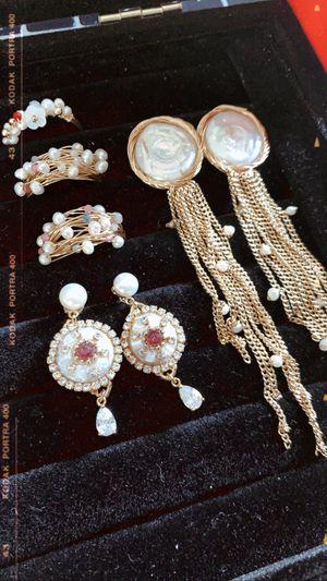 Luxury earrings for Sale in Lyndhurst, OH