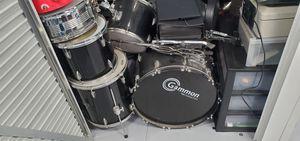 Gammon 5 pcs Drum set w symbols for Sale in White Plains, NY