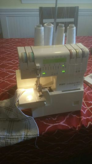 Sewing serger machine PFAFF for Sale in Germantown, MD
