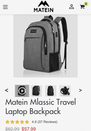 Laptop backpack for Sale in Woodland Hills, CA