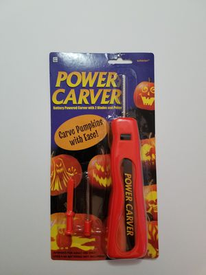 Pumpkin Power Carver for Sale in Virginia Beach, VA