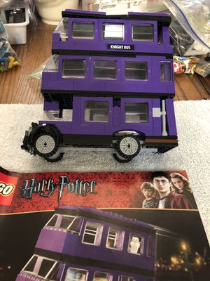 LEGO Harry Potter # 4866 for Sale in Lakeside, CA